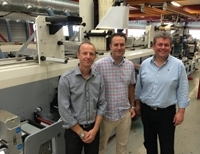 Abbey Labels installs first MPS press