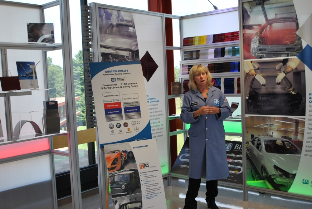 PPG's Coatings Innovation Center