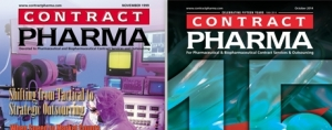 Contract Pharma's 15th Anniversary Retrospective: Then & Now