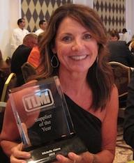 TLMI honors Michelle Garza, Art Yerecic