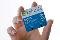 Enfucell Brings Expertise to the Printed Battery Market