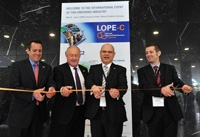 LOPE-C 2010 Shows Possibilities for PE