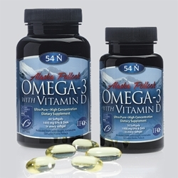 AMI Expands Distribution of Omega-3 with Vitamin D3