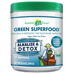 Amazing Grass Creates Alkalize & Detox Green SuperFood