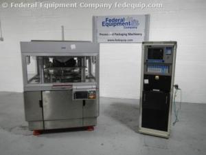 Manesty Rotary Tablet Press, Model Elite 800