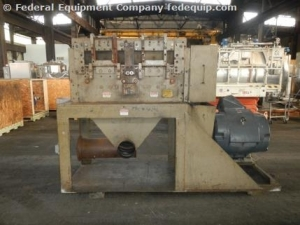 Cumberland Granulator, Model 50H, 200 HP