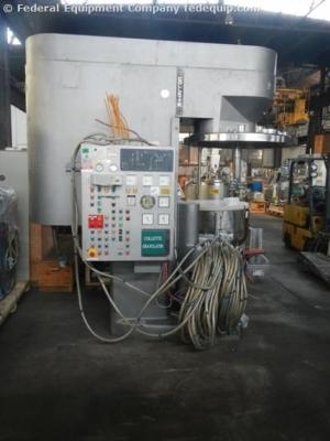 Collette High-Shear Mixer, Model GRAL-600PRO