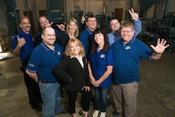 Precision AirConvey establishes customer experience team