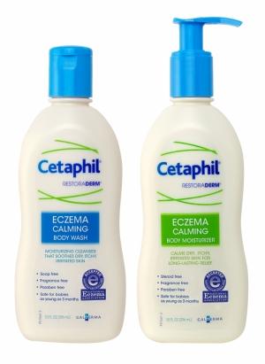 Cetaphil Renames RestoraDerm Product Line