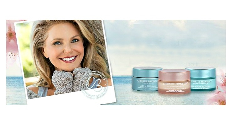 Christie Brinkley To Develop A Vegan Skincare Line Beauty Packaging