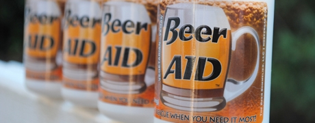 The Beer Sommelier Launches Beer Aid