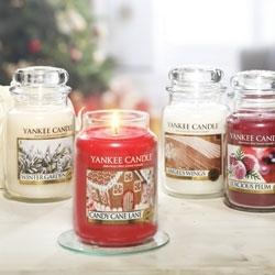 Yankee Candle Adds Seasonal Fragrances