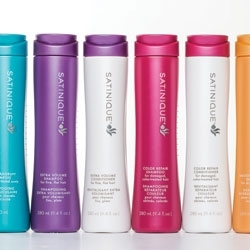 Amway Satinique Hair Care unveils New Look