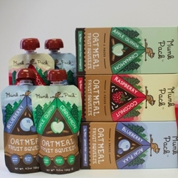 Munk Pack Presents Oatmeal Fruit Squeezes for Adults