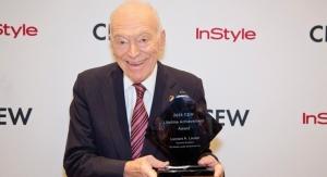 CEW Achiever Awards Luncheon Honors Leonard Lauder