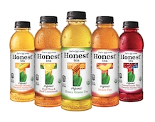 Honest Tea unveils new look, new labels
