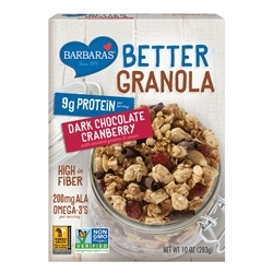 Barbara's Creates 'Better Granola'