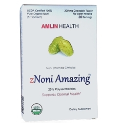 Amlin Health Presents zNoni Amazing Chewable Tablet