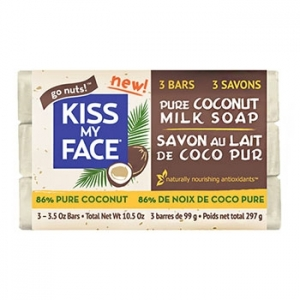 Kiss My Face Brings Back Bar Soaps