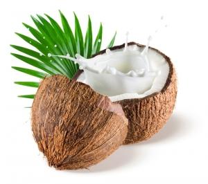DIY Coconut Scrub