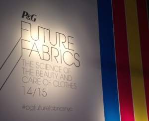 P&G's Future of Fabric Care in New York City