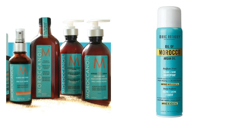 Moroccanoil and Marc Anthony Cosmetics Settle Dispute