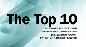 Top 10 Orthopedic Device Companies