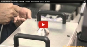 Introduction to a career at Smith & Nephew Advanced Surgical Devices