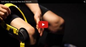Motocross Rider Brett Metcalfe