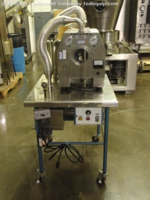 Vector Hi-Coater, Model HCT-MINI