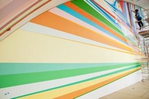 Tikkurila colors evoke inspiration at the Kiasma ARS 11 exhibition