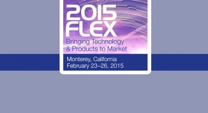 2015FLEX Conference Showcases Growth in Flexible Electronics