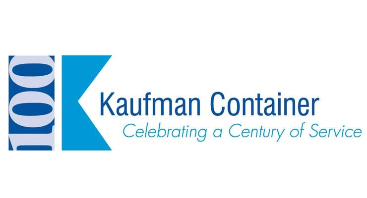 Kaufman container beauty packaging