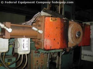 Berringer Hydraulic Slide Plate Screen Changer, Model 26