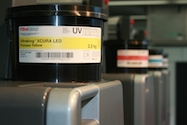 Flint Group transfers UV ink production to Sweden