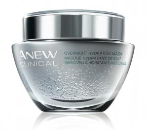 Avon Debuts Overnight Hydration Mask