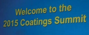 Coatings Summit Draws Top Leaders in the Industry
