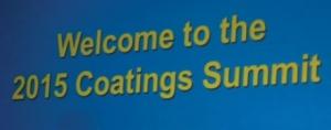 Coatings Summit Draws Top Leaders in the Industry