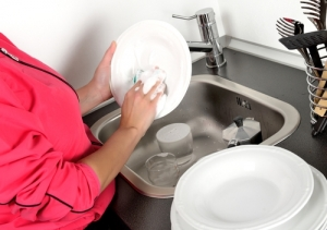 Hygiene Hypothesis and Dish Detergent