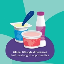 DSM Explores Cultural Differences in Yogurt Consumption