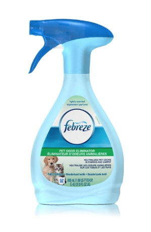 Febreze Team Up With ASPCA