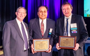 AkzoNobel Scientists Receive Two Honors at 2015 SSPC GreenCOAT Show