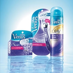 Venus Swirl Features Flexiball and More