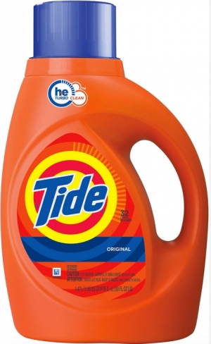 P&G Launches Tide Turbo Clean