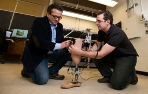 Researchers Developing Robotic Ankles That