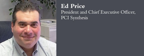 Ed Price of PCI Synthesis