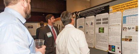 Student Poster session.