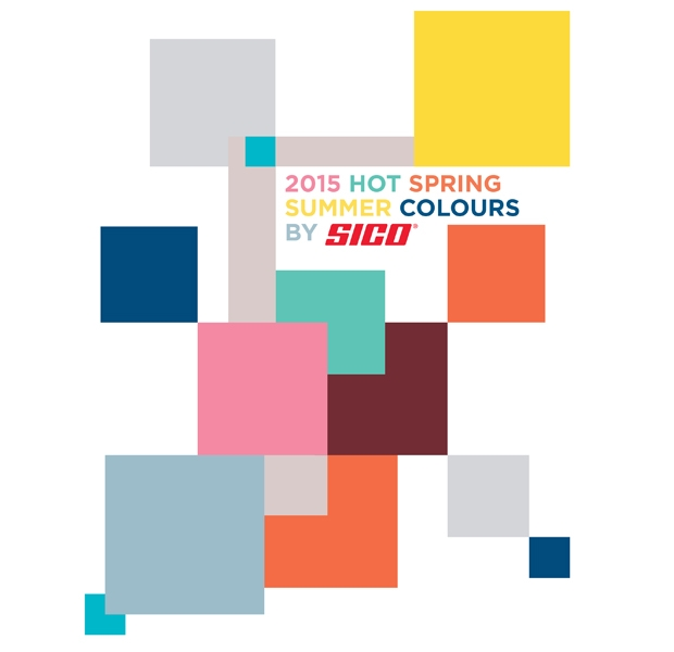 SICO Paint Unveils Its Top Colors For Spring And Summer