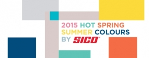 SICO Paint Unveils Its Top Colors for Spring and Summer 2015