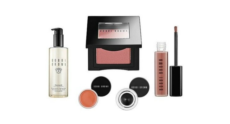 Bobbi brown makeup products